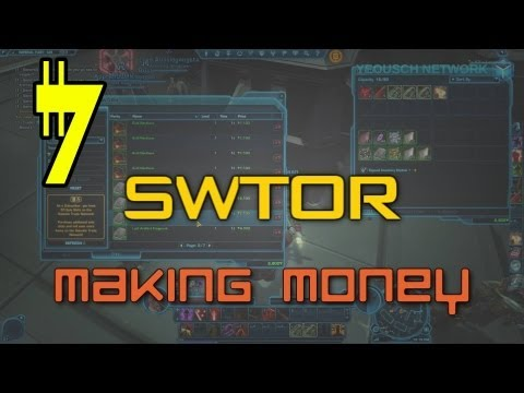 SWTOR - Director's Channel: http://www.youtube.com/user/AJonGAMES Director's Twitter: http://twitter.com/#!/St0NePoLo I had about 200000 credits prior to making thi...