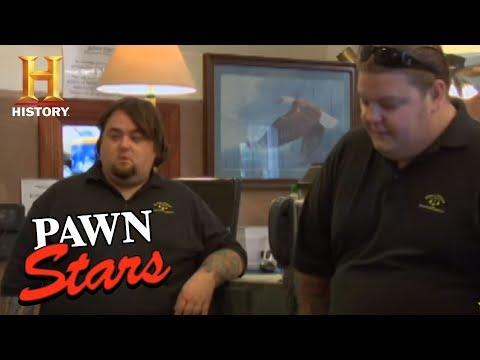 Pawn Stars: Tit-for-Tat | History