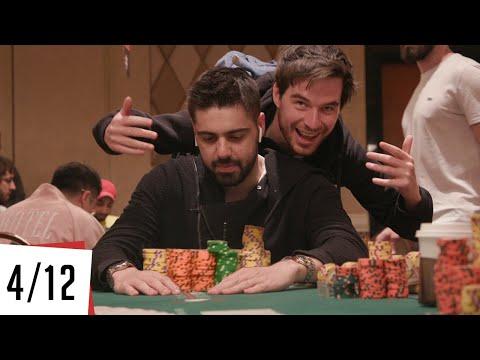 TOURNOI DE POKER MARATHON PENDANT 6 JOURS - Las Vegas Épisode 4