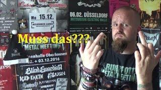 Ich muss mir mal ein wenig den Frust von der Seele reden, denn es gibt leider auch so einiges, was mich an Rock- und Metalfestivals stört.Zu mir:Facebook: https://www.facebook.com/TiggaAC/Facebook: https://www.facebook.com/Mittelaltermarktmusik/Twitter: https://twitter.com/TiggaAC