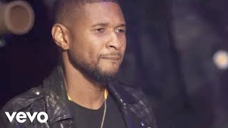 Usher Crash pop music videos 2016