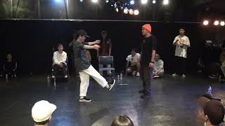 Funky P vs 範馬REO – Black Jam vol.27 TOP8