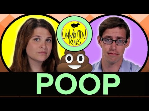 The Unwritten Rules Of Poop