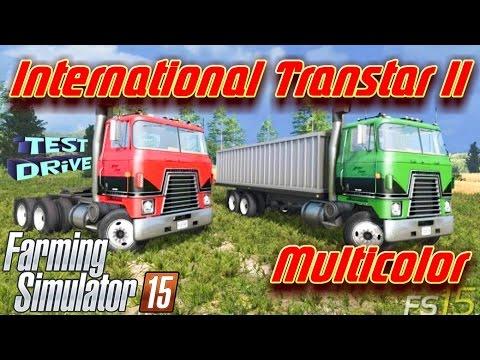 International Transtar II Trucks v1.0
