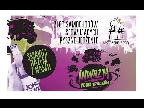 Inwazja FoodTrucków w Jastrzębiu-Zdroju