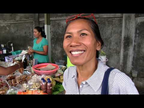 Bali Indonesia Part6 Traditional Bali Cooking Class HD Paul Ranky Video