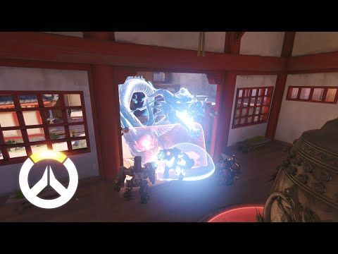 Overwatch - Hanzo Gameplay Preview