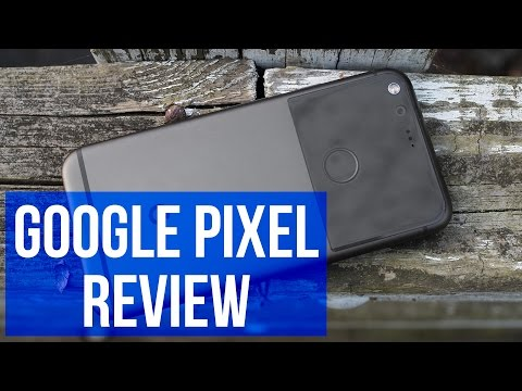 Google Pixel Video Review