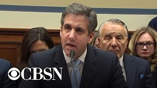 Cohen on Donald Trump Jr.'s Trump Tower Russia meeting