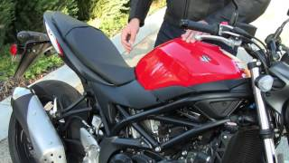 7. 2017 Suzuki SV650 Review | Ultimate Motorcycling