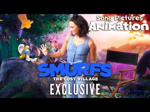 SMURFS: THE LOST VILLAGE - Demi Lovato's Lost Audition Tape