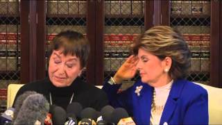 Gloria Allred Holds a Press Conference with Alleged Bill Cosby Victims