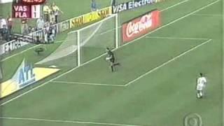VASCO 1 x 3 FLAMENGO 2º Jogo da Final do Campeonato Carioca 2001 Local: Maracanã, Rio de Janeiro (RJ) Data: 27/05/2001 Árbitro: Léo Feldman (RJ) ...