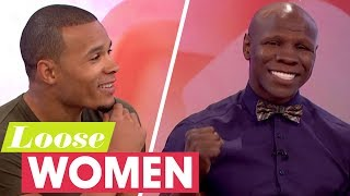 Subscribe now for more! http://bit.ly/1VGTPwA Chris Eubank and his son Chris Jr chat about the mentality behind being a boxing family, and how they both deal with being involved in such a dangerous sport.From series 21, broadcast on 12/07/2017Like, follow and subscribe to Loose Women!Website: http://bit.ly/1EDGFp5YouTube: http://bit.ly/1C7hxMyFacebook: http://on.fb.me/1KXmWdcTwitter: http://bit.ly/1Bxfxtshttp://www.itv.comhttp://www.stv.tv
