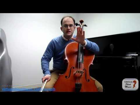 Memorization on the Cello