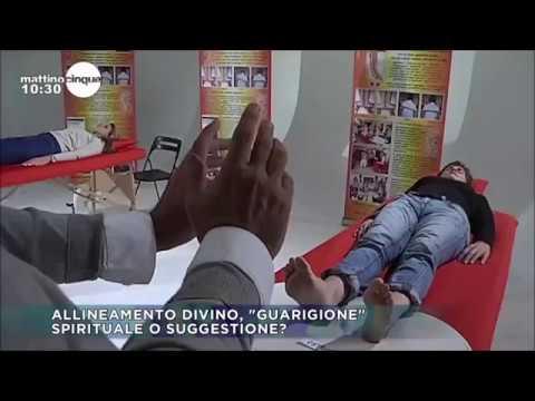 Servizio a Mattino 5 - puntata del 03 novembre 2016