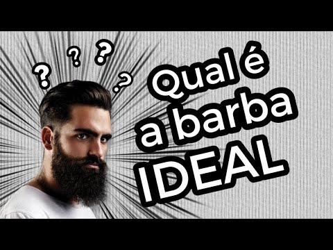 QUAL A BARBA IDEAL PARA CADA TIPO DE ROSTO?