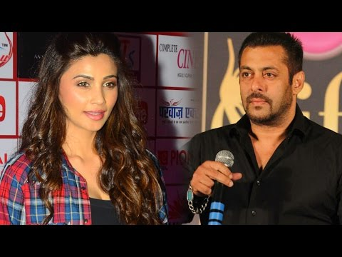 Daisy Shah's Reaction On Salman Khan' Supporting P