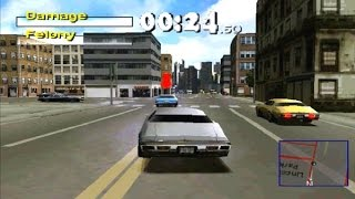 I never think of Driver 2: The Wheelman Is Back as one of my favorite Playstation One games, but, it is. Games like Final Fantasy VII and Metal Gear Solid come to mind first, but, Driver 2 is easily my 3rd favorite PS1 game, behind those. It's just the perfect car game, great graphics, a gritty 1970s/80s cop drama setting, several different large cities to explore, and a ton of gameplay variety. Driver 2 is a trailblazer, a game far ahead of its time and system capabilities. A modern city sandbox for an old school console.Developed by Reflections InteractivePublished by Infogrames2000Systems: PSX, Game Boy AdvanceGenre: Driving, Racing, Car Simulation, Crime Drama
