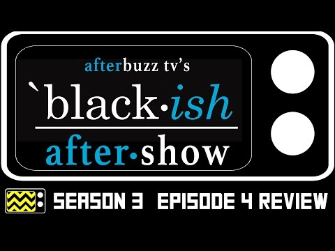 Black-ish Season 3 Episode 4 Review & After Show | AfterBuzz TV