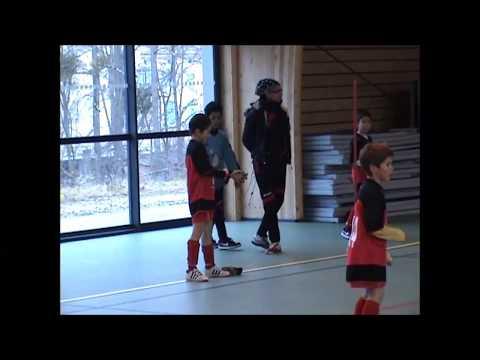 Futsal au Mas d'Azil (U9) - 22/01/2017
