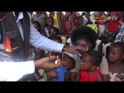 MINSA prevê vacinar dois milhões de crianças contra poliomielite