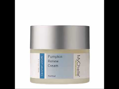 MyChelle Dermaceuticals Pumpkin Renew Cream for All Skin Types, 1 2 fl oz