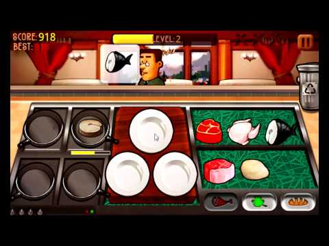Cooking Master Gameplay - Android Mobile Game