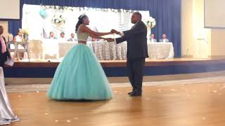 Video Erika's Quinceañera Father Daughter & Mother dance (Surprise Dance) MP3, 3GP, MP4, WEBM, AVI, FLV Agustus 2018
