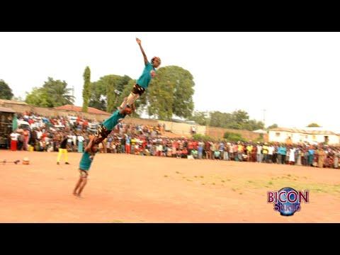 Tanzanian Acrobatic / Bhudagala live show