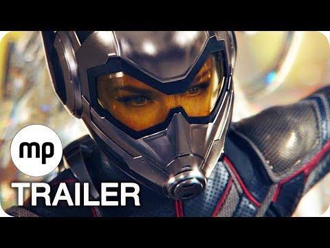 Ant-Man and the Wasp Clips, Featurette & Trailer Deutsch German (2018)