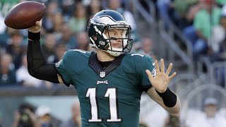 Is Carson Wentz a huge concern with the Eagles headed into 2017?--------------------------------------------------------------------------Twitter: www.twitter.com/sacredgary