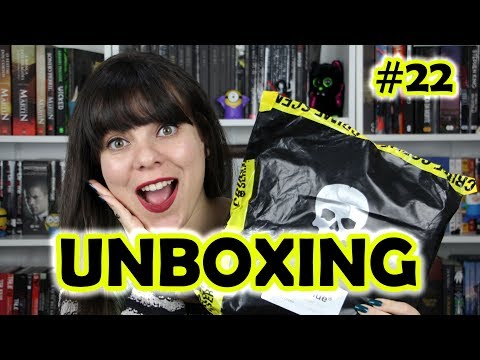 Unboxing DarkSide Books #22