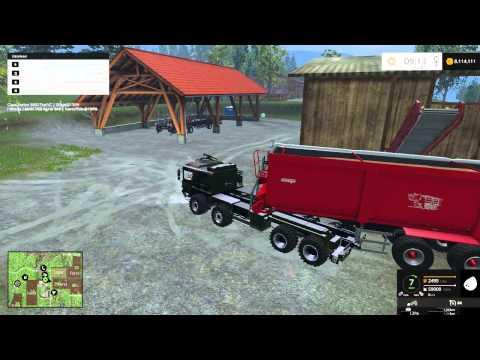 MAN KAT 2 agricultural swap carrier v2.0