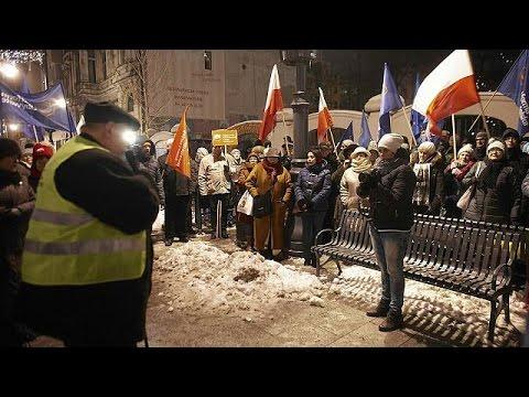 Πολωνία: Συνεχίζεται η κατάληψη στην ολομέλεια της βουλής