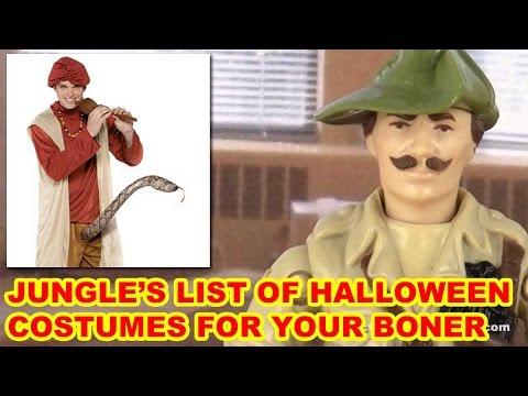 Halloween Boner Costumes