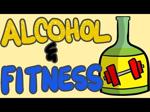 Alcohol Effects on Fitness - Bad For Your Gains?