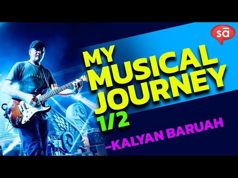 Musical journey in Assam | part 1 | Kalyan Baruah || converSAtions