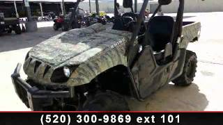 10. 2009 Yamaha Rhino 700 FI Auto 4x4 - RideNow Powersports Tuc