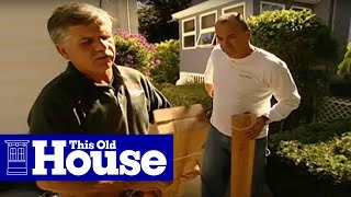 Video How to Build Deck Stairs | This Old House MP3, 3GP, MP4, WEBM, AVI, FLV Agustus 2019