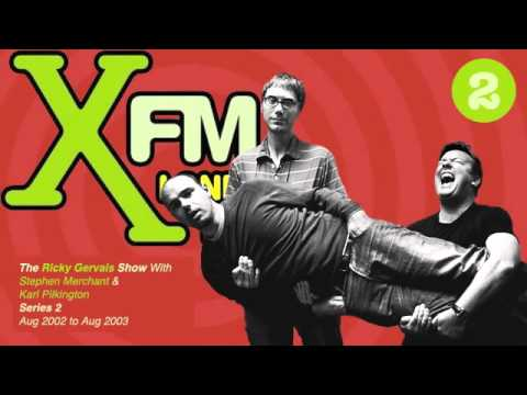 XFM The Ricky Gervais Show Series 2 Episode 8 - Hairy Chinese Kid