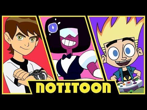NotiToon: Ben 10 Live Action, Steven Universe y Johnny Test REGRESA  ArturoToons