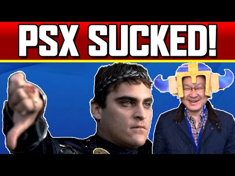 , title : 'Sony Explains Why Playstation Experience SUCKED #PSX'
