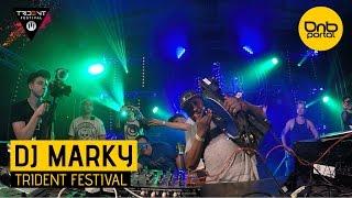 DJ Marky - Live @ Trident Festival 2016