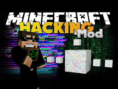 Minecraft Mod – Hacking Mod – New Hacks and Exploits