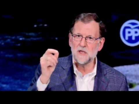 """Rajoy: """"Tenemos que dialogar, pactar y actuar con responsabilidad, nosotros y los demás"""""""