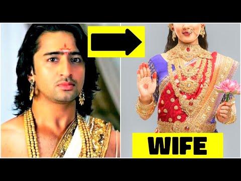 "Real Life Love Partners of "" Mahabharat "" STAR CAST"