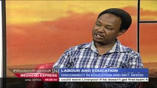 Weekend Express 1st May 2016 Labour and Education