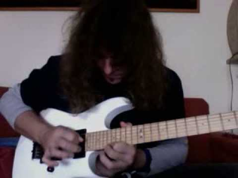 Roberto Vanni: Unusual Tapping Licks