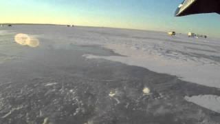 10. Ds450 xxc on Lake Winnebago